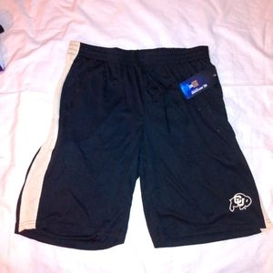 Colorado Buffaloes Athletic dry Fit Shorts
